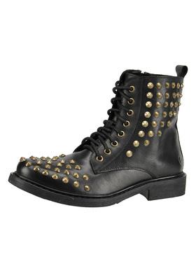 Biker boots Bronx Maron 43804