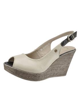 Sandálky z přírodní kůže Karino 0946-068