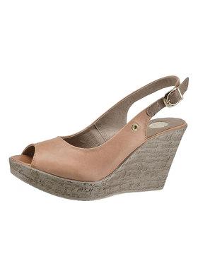 Pastelové sandálky Karino 0946-079