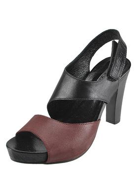 Sandálky z přírodní kůže Carinii B1969-054