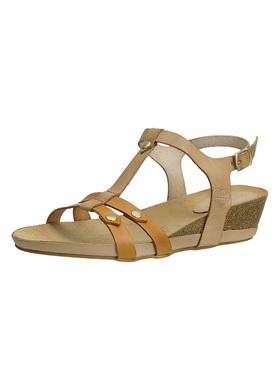 Sandálky na klínu TakeMe Heidi BER162