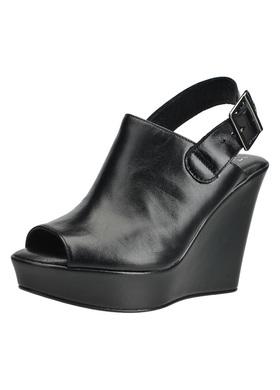Sandály na klínu Maciejka 02568-01