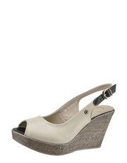 Sandálky z přírodní kůže Karino