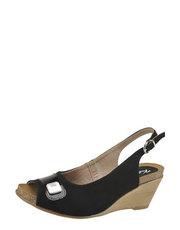 Sandály na klínku Karino