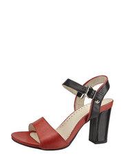 Kožené sandálky Simen