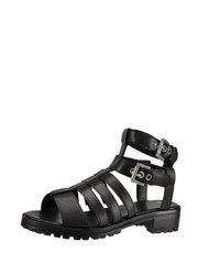 Kožené sandálky Bronx