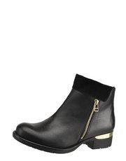 Kožené botky Karino