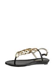 Lakované sandálky-žabky Buffalo