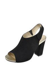 Semišové sandálky Simen