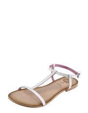 Bílé sandálky GIOSEPPO