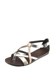 Metalízové sandálky Vagabond