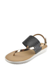 Sandálky na platformě Lazamani