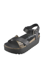 Sandály na platformě BioNatura