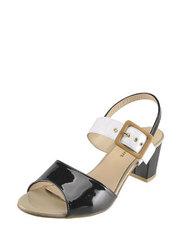 Lakované sandály Solo Femme