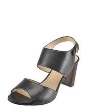 Sandály z přírodní kůže Solo Femme