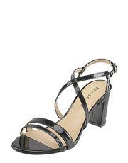 Sandály na hrubém podpatku Solo Femme