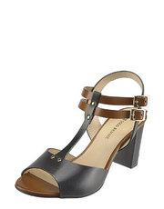 Sandály na podpatku Solo Femme