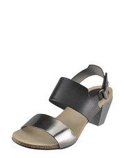 Sandálky s metalízovým leskem TakeMe