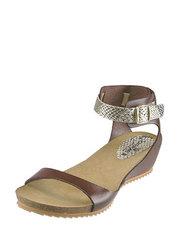 Sandály s páskem okolo kotníku TakeMe