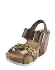 Leopardové sandály TakeMe