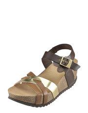 Sandálky na klínu TakeMe