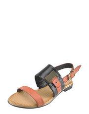 Sandálky z přírodní kůže Carinii
