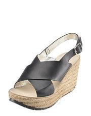 Sandály na klínu Hops