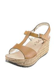 Sandálky na klínu Hops