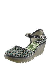 Sandálky na klínu FLY London