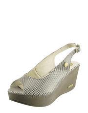Pepitkové sandály Karino