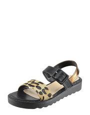Leopardové sandály Buffalo