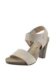 Sandály na hrubém podpatku Karino