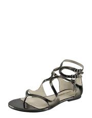Metalízové sandály Buffalo
