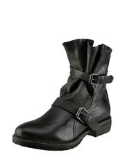Kotníkové boty s páskami Bruno Premi