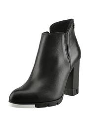 Kotníkové boty s vroubkovanou podrážkou Karino