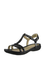 Lakované sandálky Clarks
