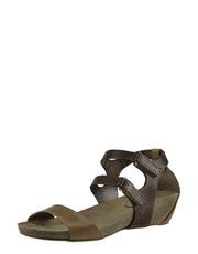 Sandály na korkovým klínkku TakeMe