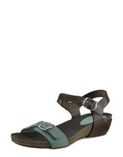 Sandály na korkovým klínku TakeMe