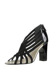 Sandály na širokým podpatku MACCIONI