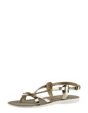 Zlaté sandály Fantasy Sandals