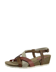 Sandály na korkovým klínu TakeMe