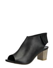 Sandály na širokým podpatku Solo Femme