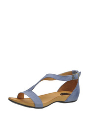 Sandály z přírodní kůže Carinii