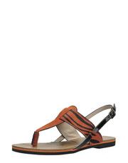 Sandály animal prints Elle