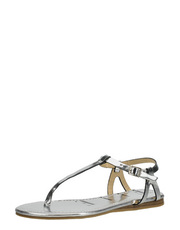 Metalizované sandály Elle