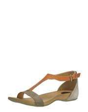 Kožené sandály Carinii