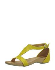 Sandálky z krokodýlí kůže Carinii