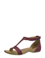 Kožené sandálky Carinii
