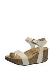 Tělové sandálky na klínu Plakton