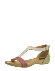 Pastelové sandálky Carinii